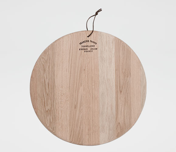 Barrel Style Cheese Platter