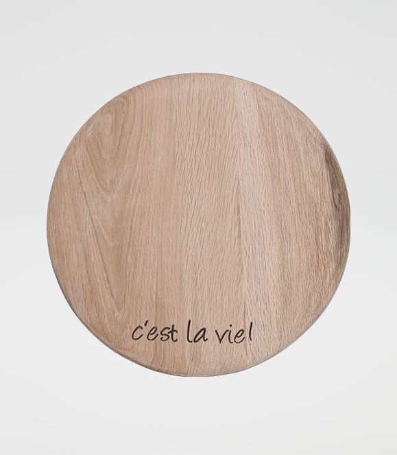 Round Placemat / Serving Board