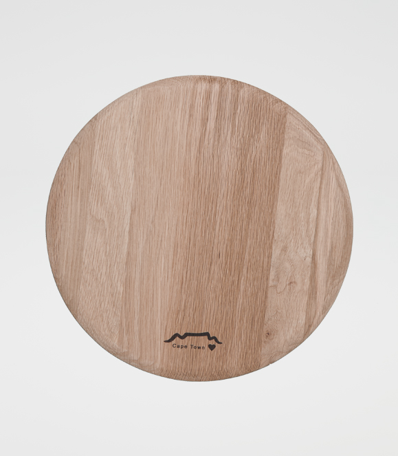 Round Placemat / Serving Board Cape Town