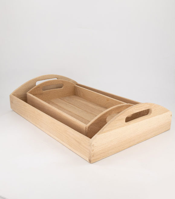 Traditional Tea Tray (S) (L)