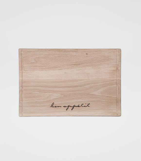 Bon Appetit Placemat / Chopping Board (Dual Purpose)