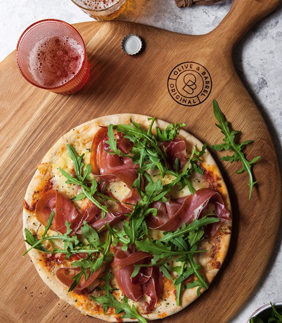 Giant French Pizza Paddle