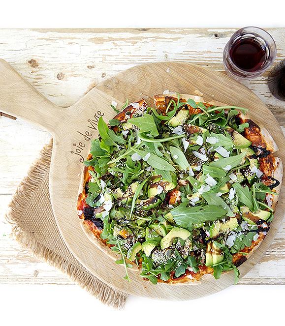 Joie de Vivre Pizza Paddle