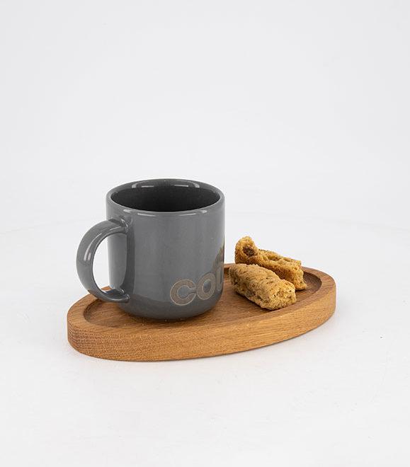 Oval Coffee Board