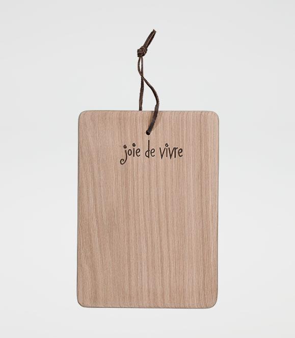 Joie de Vivre Mini Cheese Board